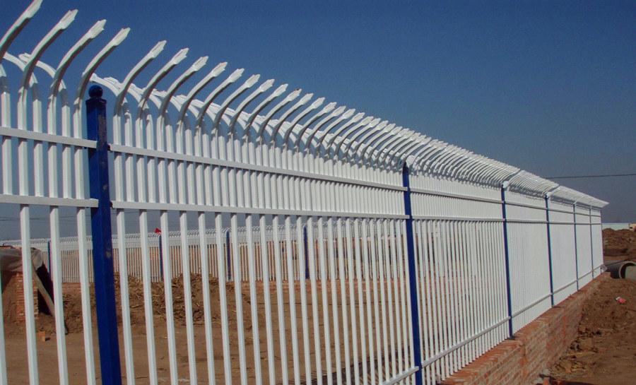 临海锌钢护栏网工程案例