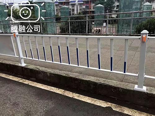 奉化市政道路护栏